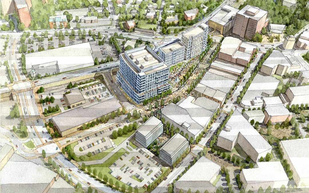 Quincy's redevelopment takes a turn toward commercial projects