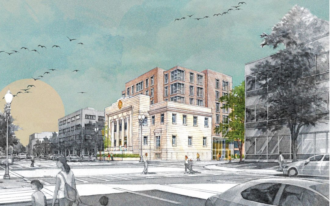 FoxRock Properties Announces Plans for Historic Masonic Temple Building